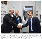 Samenwerking GFMS en Laagland
