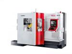 Index-Traub TNL20 lang-, kortdraaiautomaat met automatische parthandling