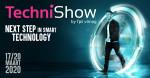 Laagland op TechniShow 2020